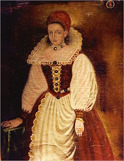 countess elizabeth bathory de ecsed