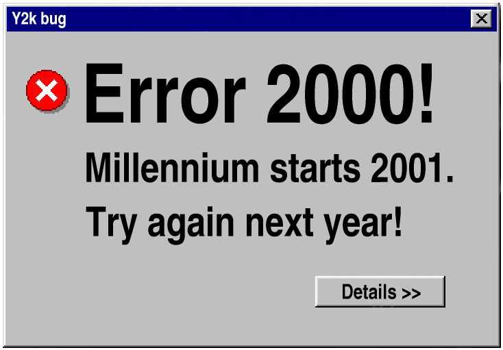 How the UK coped with the millennium bug 15 years ago