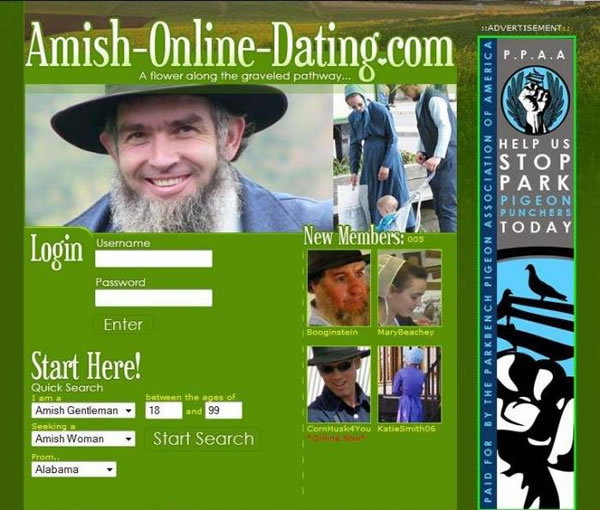 amish online dating websites