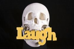 laughter death